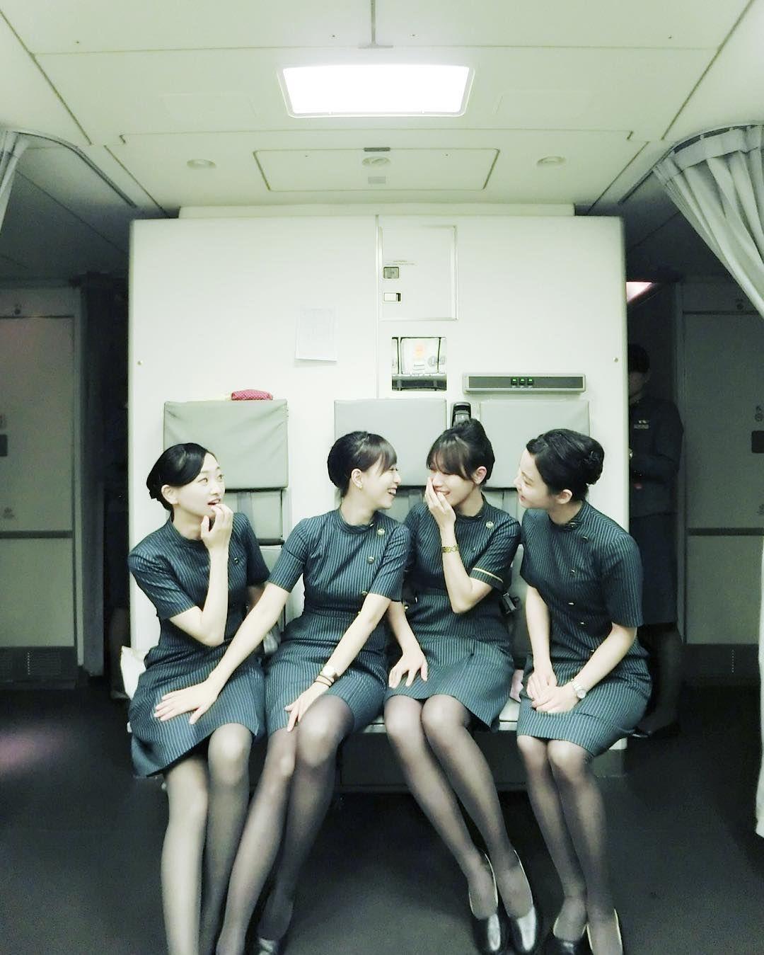 みんな大好き、スチュワーデス・フライトアテンダント・キャビンアテンダント・客室乗務員