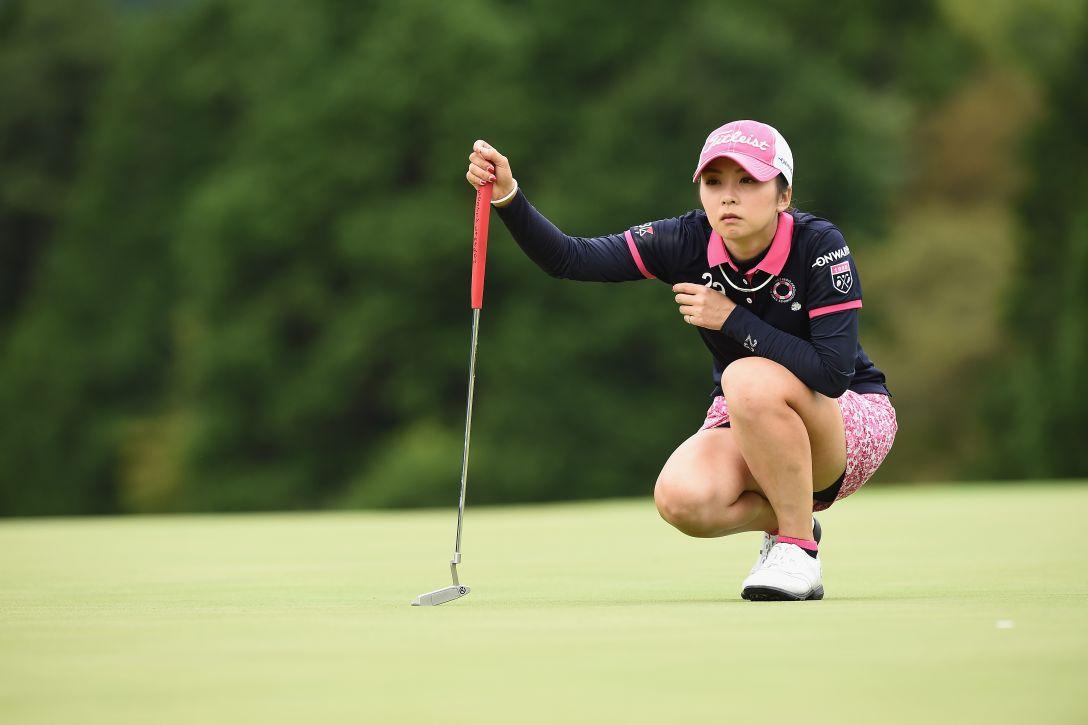 菊地絵理香さま、優勝 The 16 Ladies チャリティマッチプレーゴルフ2020