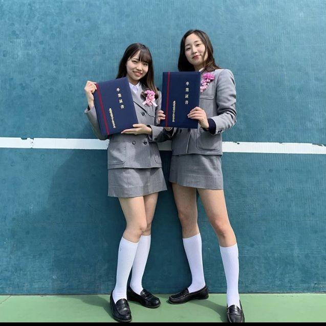 慶應女子の卒業写真は、セクシーすぎるので、ある意味ズリネタ