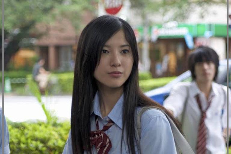 【深沢高校】吉高由里子の母校、都立深沢高校の画像